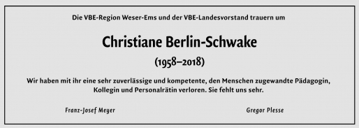Christiane Berlin-Schwake